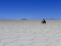 'off road' (Salar de Uyuni)