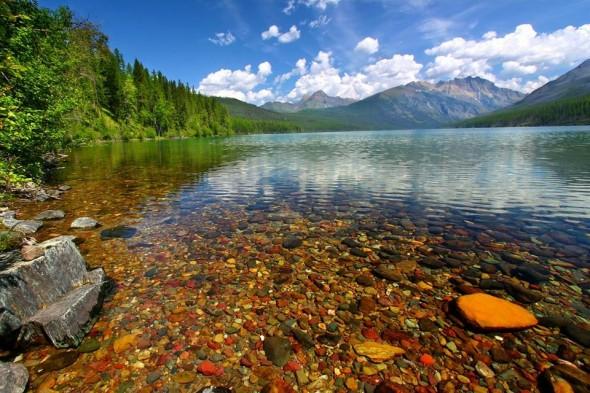 lago-kintla-montana