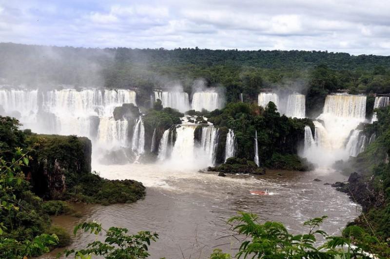 las cataratas de misiones argentina