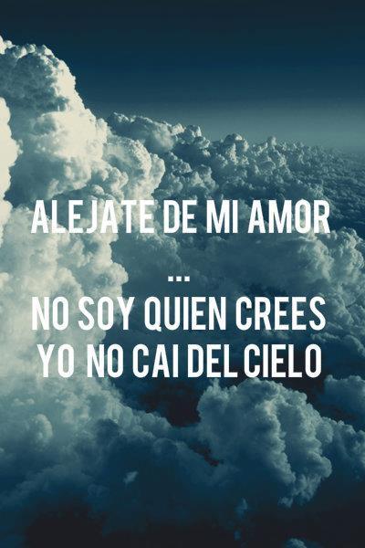 Aléjate De Mi Amor Hola Xd