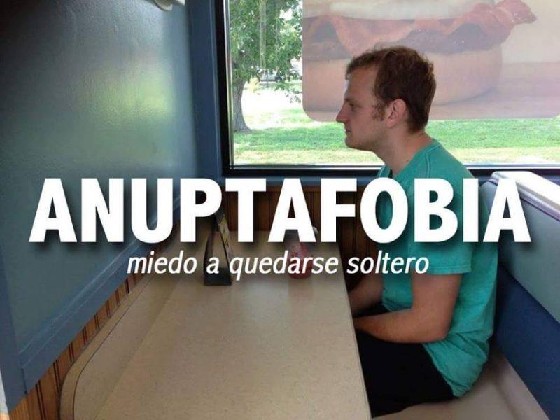 anuptafobia