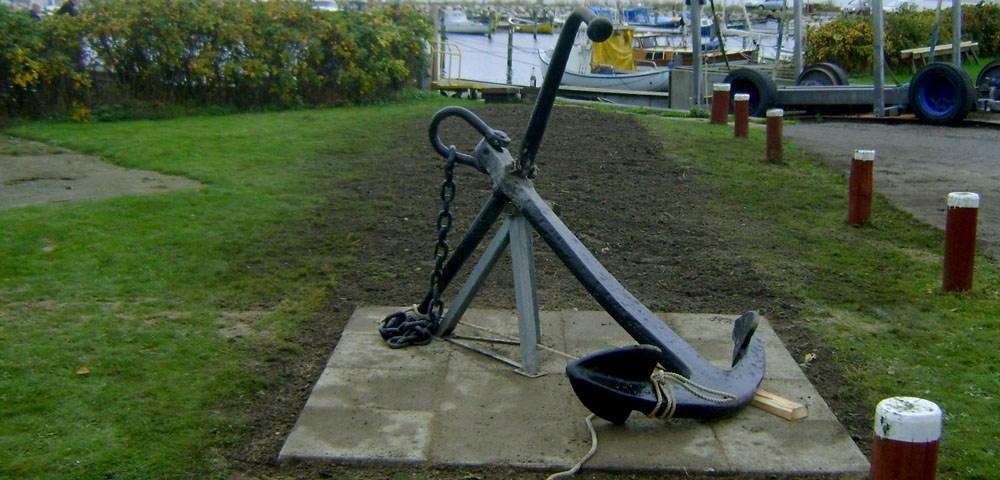 Anker - Holbæk Bådelaug