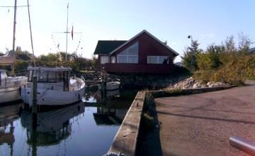 Klubhus - Holbæk Bådelaug