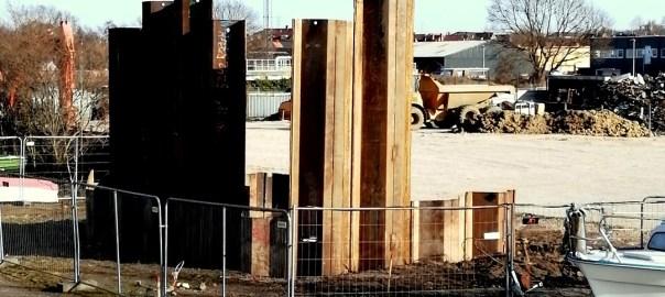 Fund af jernalder rester ved Holbæk bådelaug