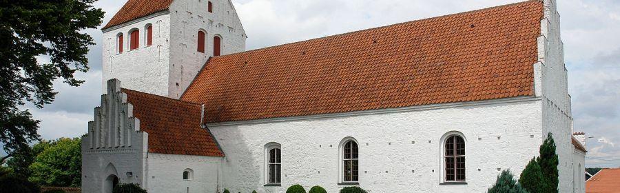 Undløse Kirke. Arkivfoto: Jürgen Howaldt (CC BY-SA 3.0 DE)