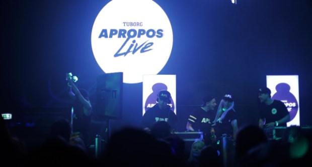 Nogle af landets bedste DJs sørger lørdag aften for festen på Harlekin. PR Foto.