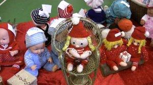 Sådan så det ud i 2010 i Orø Brugs - Send os dine julebilleder og vær med i lodtrækningen om en julepakke. Foto: Jesper von Staffeldt.