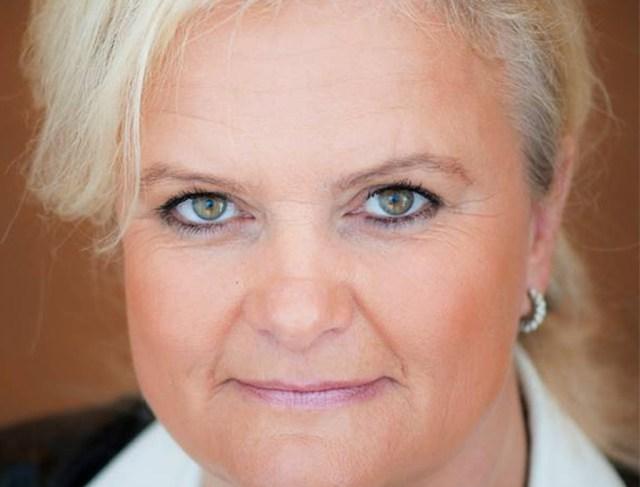 Liselott Blixt fortæller om hvorda det er, at være folketingspolitiker. PRfoto.