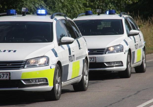 Politiet har i dag gennemfør færselskontroller i bl.a. Holbæk Kommune. Arkivfoto: Rolf Larsen.