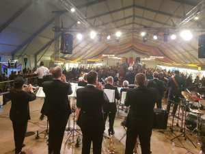 Foto: Reiners Big Band