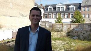 Borgmester Søren Kjærsgaard er for socialistisk mener Liberal Alliances Kenny Jensby. Arkivfoto: Jesper von Staffeldt.