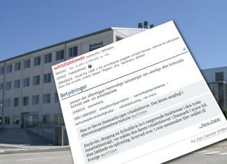 Der er fremsat borgerforslag om en whistleblower-ordning i Holbæk Kommune. Illustration: Rolf Larsen.
