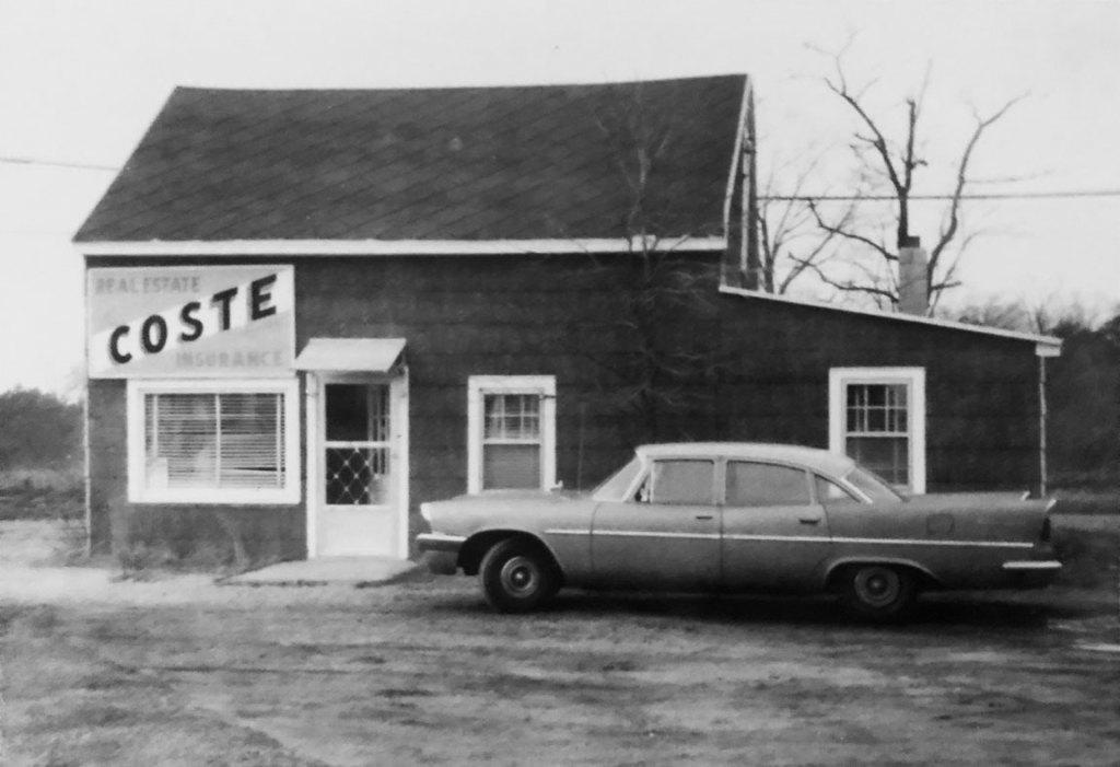 Coste Agency, Holbrook, NY - c.1957