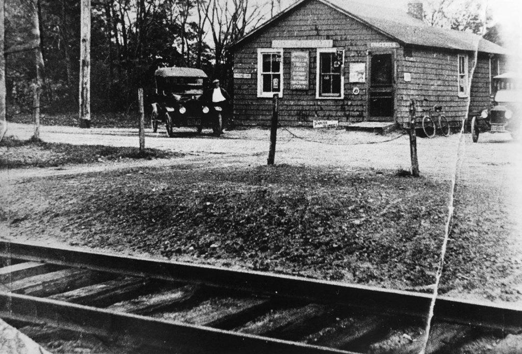Holbrook General Store - c.1909