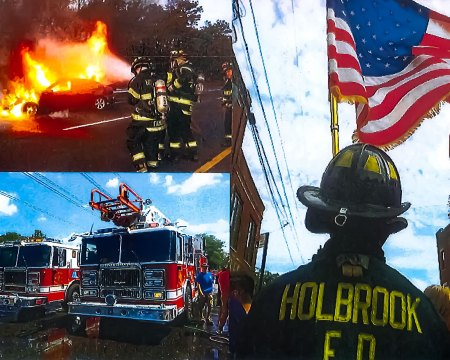 Holbrook Fire Department Now Recruiting Volunteers