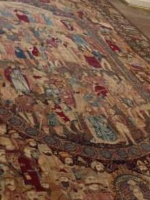Schah Allstars Teppich