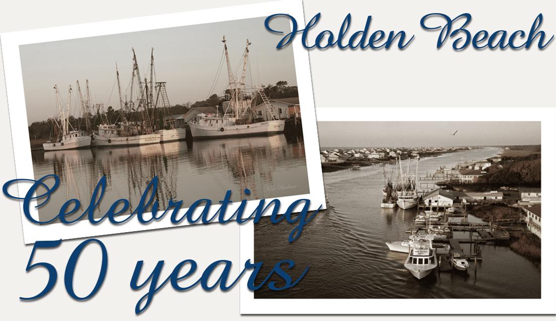 Holden Beach 50th Anniversary
