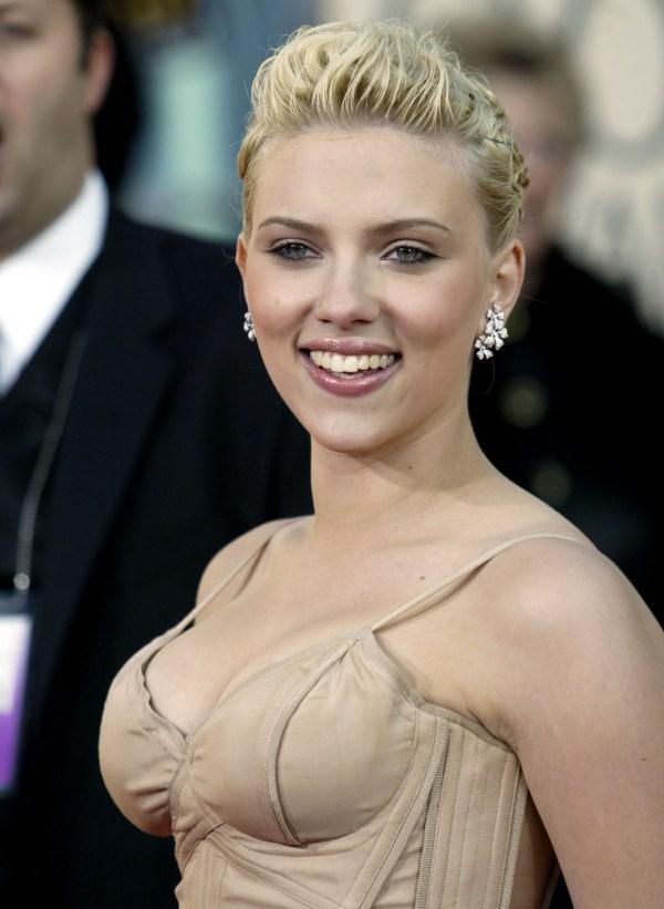 Steve Buscemi Scarlett Johansson