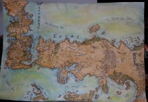 Game Of Thrones Complete Map Year Of Clean Water