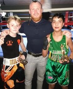Boxing Coaching in Wolverhampton
