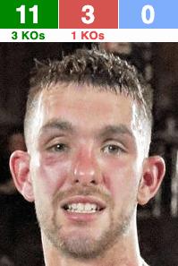 Kyle Williams Boxer