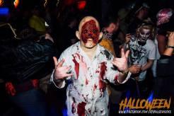 DIY Halloween Ideas cathouse rock club