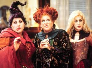 sanderson sisters DIY halloween costume ideas 2018