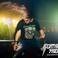 Alexander Milas (The Dark Lord) - Cathouse Rock Club 2016