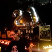 Cathouse Rock Club 21st Birthday