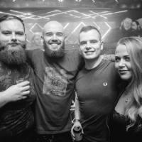 Mel Clarke - Cathouse Rock Club 2018
