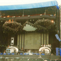 Hold Fast Entertainment Gigs - Oasis Loch Lomond 1996