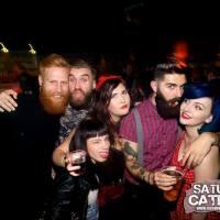 Daniel P Carter - Cathouse Rock Club 2013