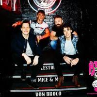 Don Bronco - Cathouse Rock Club 2016