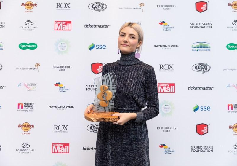 SSE Scottish Music Awards 2018 - Eclair FiFi