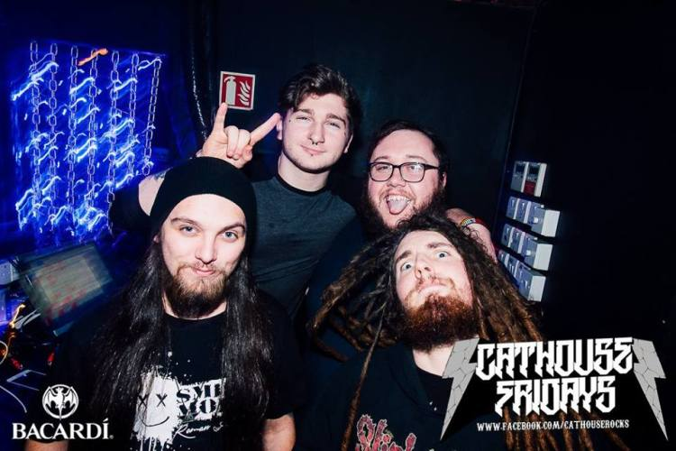 Cathouse Rock Club Resident DJ's 2016