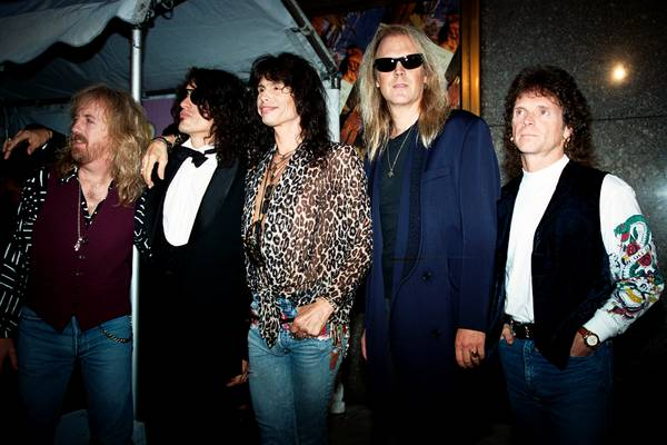 Most iconic events of 1994 - Aerosmith: 1st Band to release a free song online
