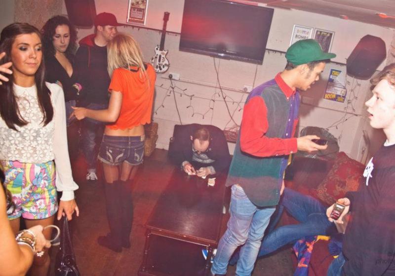 2012: Rizzle Kicks - The Garage