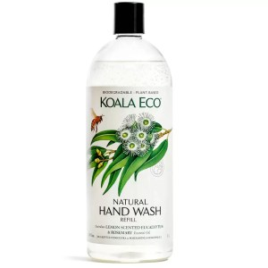 Koala Eco Natural Hand Wash Refill 1L supplied by Holdfast Tattoo Supplies