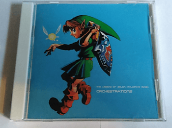 Collection Zelda en vente sur Holdies CD 1