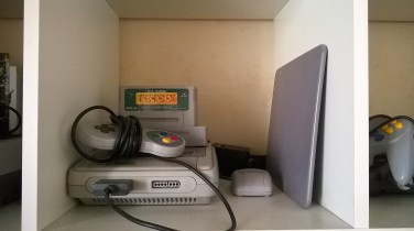 Mathieu Goux MTF Collectionneur super nintendo