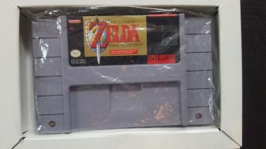Zelda Super Nintendo canadien