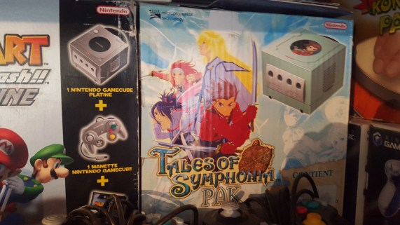 Pack Tales of Symphonia Gamecube
