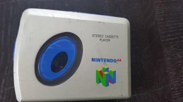 Baladeur Nintendo 64