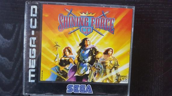Shining Force Mega-CD