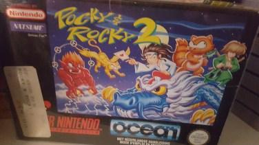 Pocky & Rocky 2 Super Nintendo