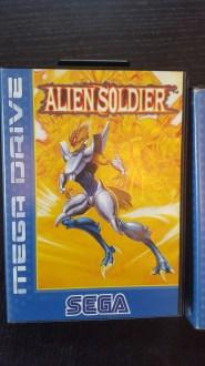 Alien Soldier sur Mega Drive, culte!
