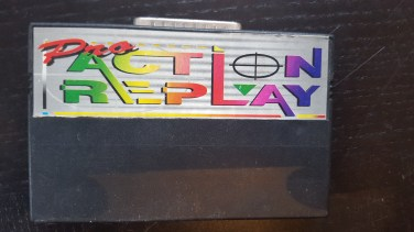 Action Replay Master System