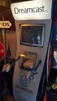 borne d'arcade dreamcast