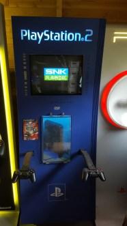 borne d'arcade PS2