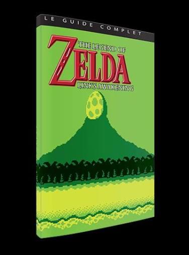 Guide complet The Legend of Zelda Link's Awakening
